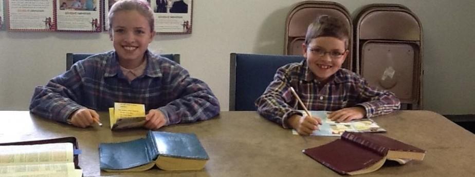 Family Sunday School